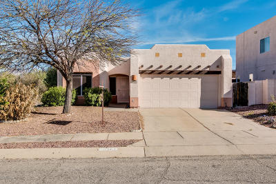 Tucson AZ Single Family Home For Sale: $172,500
