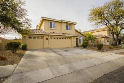 Oro Valley Single Family Home For Sale: 12549 N Wayfarer Way
