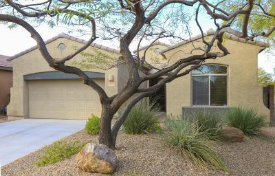 Tucson Single Family Home Active Contingent: 7806 W Edgeridge Court