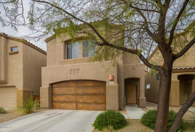 Tucson Single Family Home Active Contingent: 2260 W Morning Dream Lane