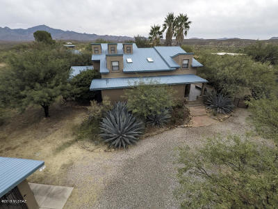 Tubac Single Family Home For Sale: 61 Culton Lane