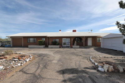 Single Family Home For Sale: 3000 E Wetstones Road