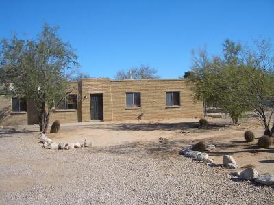 Oro Valley Single Family Home For Sale: 1040 W Calle Concordia