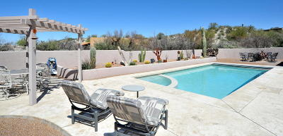 Single Family Home For Sale: 10803 E Placita Marimba