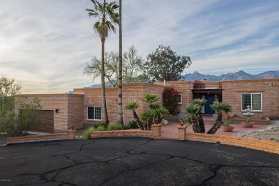 Single Family Home Active Contingent: 9545 E Morrill Way