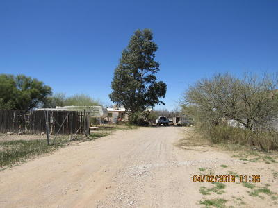 Pima County Manufactured Home For Sale: 9718 S Creeger Road