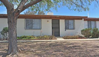 Pima County, Pinal County Townhouse Active Contingent: 4034 S Lazy Palm Drive