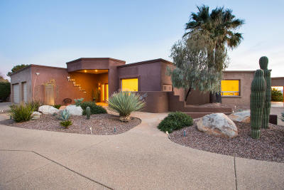 Tucson Single Family Home For Sale: 6610 N Saint Andrews Drive