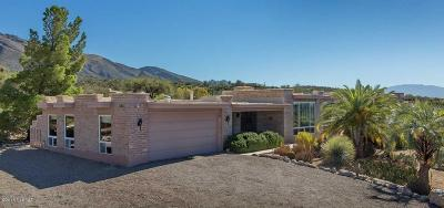 Tucson Single Family Home Active Contingent: 5442 E Gleneagles Drive
