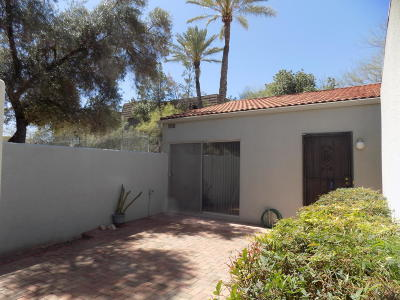 Tucson Townhouse For Sale: 2753 W Anklam Road #F