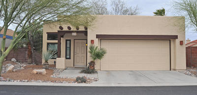 Tucson Single Family Home Active Contingent: 6072 N Reliance Drive