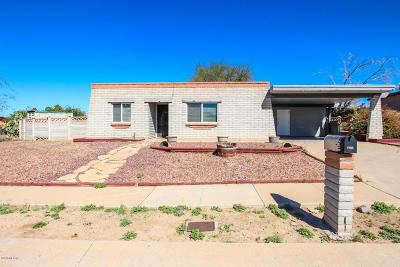 Tucson Single Family Home For Sale: 3472 W Green Trees Drive