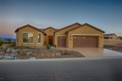 Oracle Single Family Home For Sale: 32078 S Flat Rock Drive