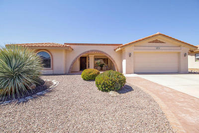 Oro Valley Single Family Home Active Contingent: 14711 N Windshade Drive