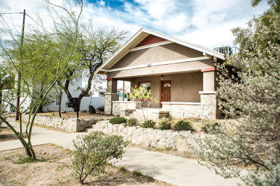Single Family Home For Sale: 621 N 1st Avenue