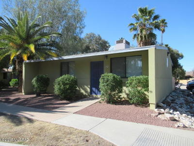 Tucson Condo Active Contingent: 350 N Silverbell Road #84