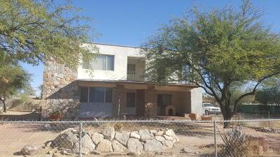 Tucson Single Family Home For Sale: 510 N Cherokee Avenue