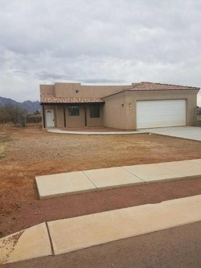 Tucson Single Family Home Active Contingent: 15745 N Twin Lakes Drive