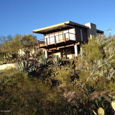 Tucson AZ Single Family Home Active Contingent: $350,000