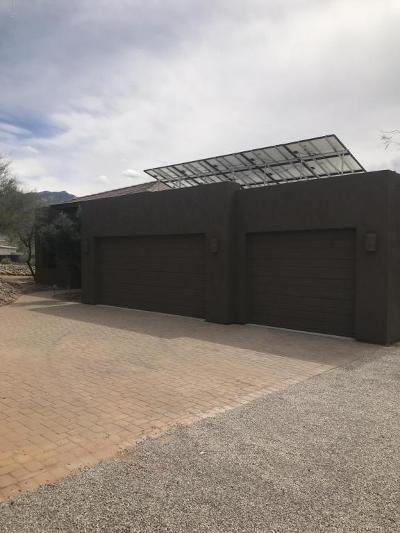 Tucson Single Family Home For Sale: 16540 N Elkins Road