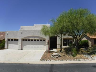 Saddlebrooke Single Family Home For Sale: 38536 S Lake Crest Drive