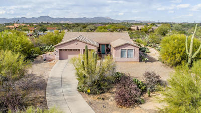 Tucson Single Family Home For Sale: 2680 W Oasis Springs Court