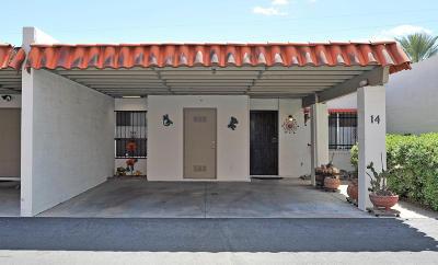 Tucson Townhouse Active Contingent: 2525 E Prince Road #14