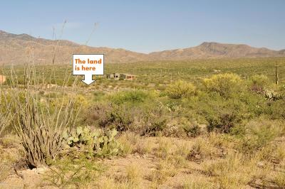 Residential Lots & Land For Sale: E Rincon Creek Ranch Road