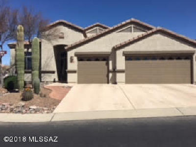 Marana Single Family Home For Sale: 5366 W Calico Cactus Court