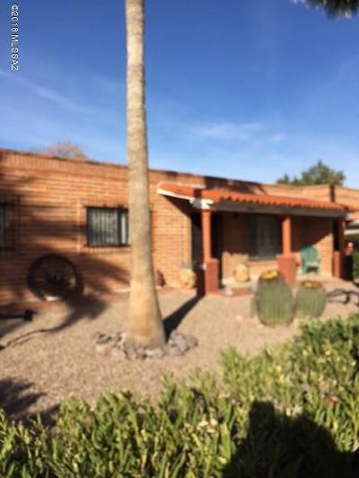 Tucson Single Family Home For Sale: 2311 N Rainbow Vista Drive