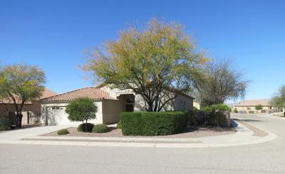Tucson Single Family Home Active Contingent: 15153 N Pelham Road