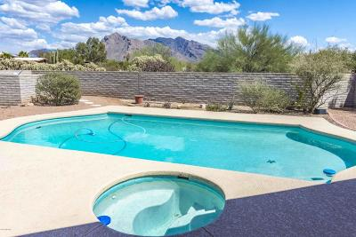 Tucson Single Family Home Active Contingent: 7722 N Avenida De Carlotta