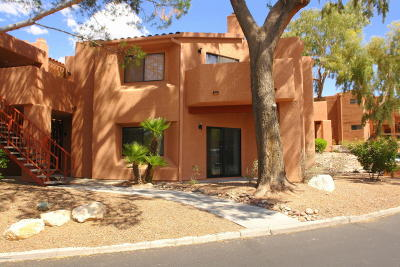 Tucson Condo For Sale: 5051 N Sabino Canyon Road #1124