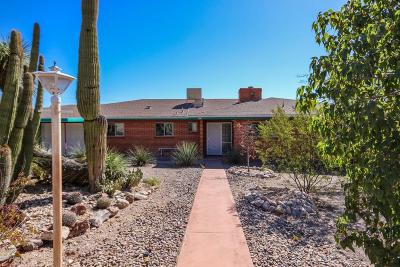 Tucson Single Family Home For Sale: 1622 N Westridge Avenue