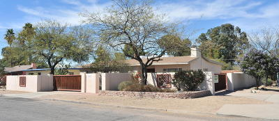 Tucson AZ Single Family Home For Sale: $418,000