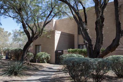 Tucson Townhouse For Sale: 2906 E Sierra Vista Road