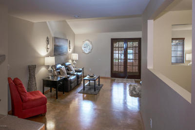 Tucson Townhouse For Sale: 2265 W Paseo Luna