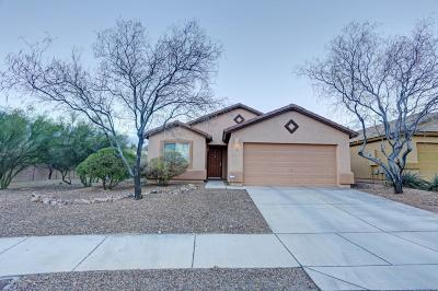 Tucson Single Family Home For Sale: 2769 W Sonoran Blossom Place