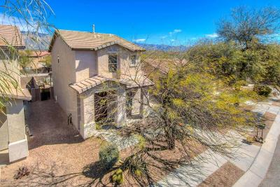 Tucson Single Family Home Active Contingent: 4265 E Boulder Springs Way