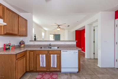 Tucson Single Family Home For Sale: 3248 W Treece Way
