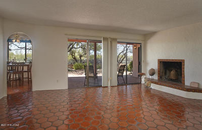 Tucson Single Family Home For Sale: 5719 N Camino Del Conde