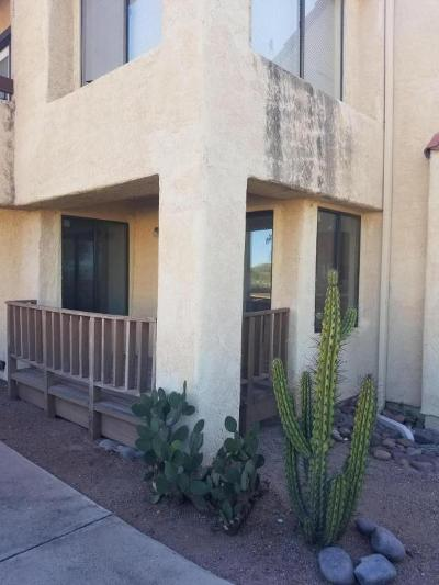 Tucson Condo Active Contingent: 2601 W Broadway Boulevard #451