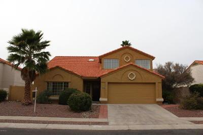 Tucson Single Family Home For Sale: 11871 N Gray Eagle Avenue