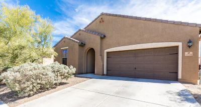 Marana Single Family Home Active Contingent: 12732 N Brabant Drive