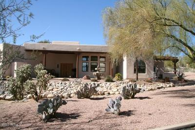 Tucson Single Family Home For Sale: 8101 N Fairway View Drive