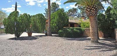 Pima County Single Family Home Active Contingent: 1841 N Tucson Boulevard