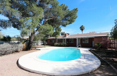 Tucson Single Family Home For Sale: 3325 E Hawthorne Street
