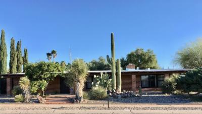 Tucson Single Family Home For Sale: 2502 W Calle Morado