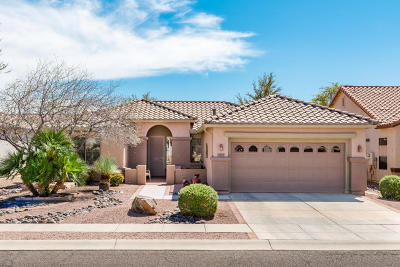 Continental Ranch Sunflower Single Family Home For Sale: 7697 W Desert Cactus Way