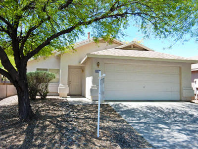 Pima County, Pinal County Single Family Home Active Contingent: 2284 S Saint Stephen Drive